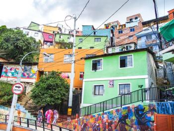Colombia, Moderna y Colonial