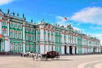 MOSCU Y SAN PETERSBURGO